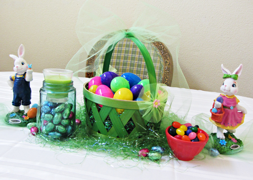 DECORATE YOUR HOME FOR EASTER (16)