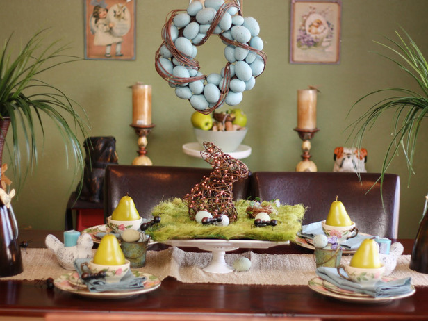 DECORATE YOUR HOME FOR EASTER (18)