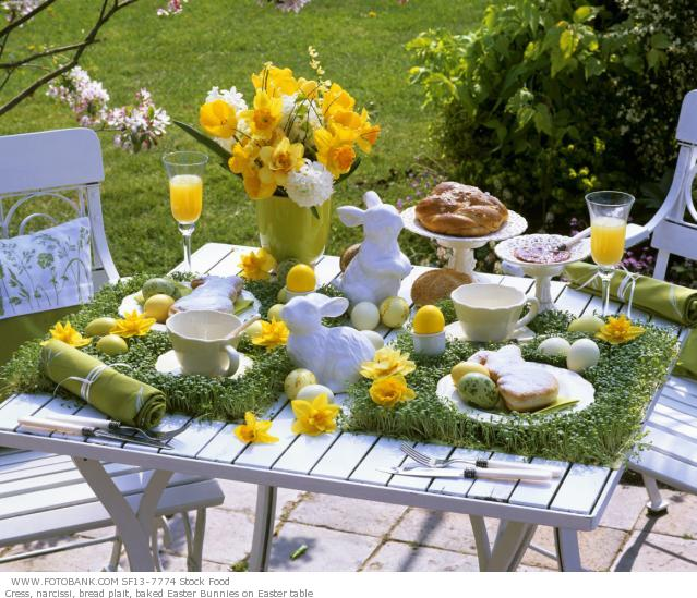 DECORATE YOUR HOME FOR EASTER (20)