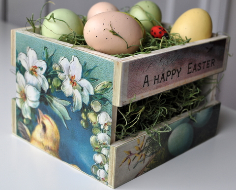 DECORATE YOUR HOME FOR EASTER (2)