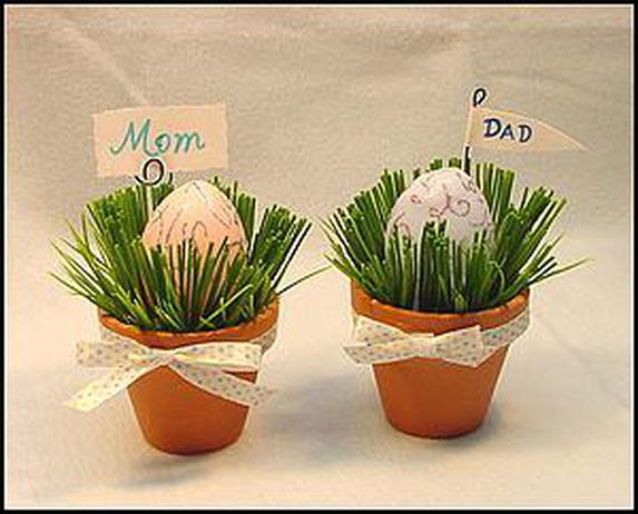 DECORATE YOUR HOME FOR EASTER (21)