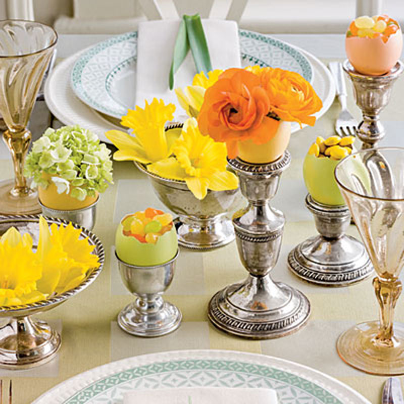 DECORATE YOUR HOME FOR EASTER (23)