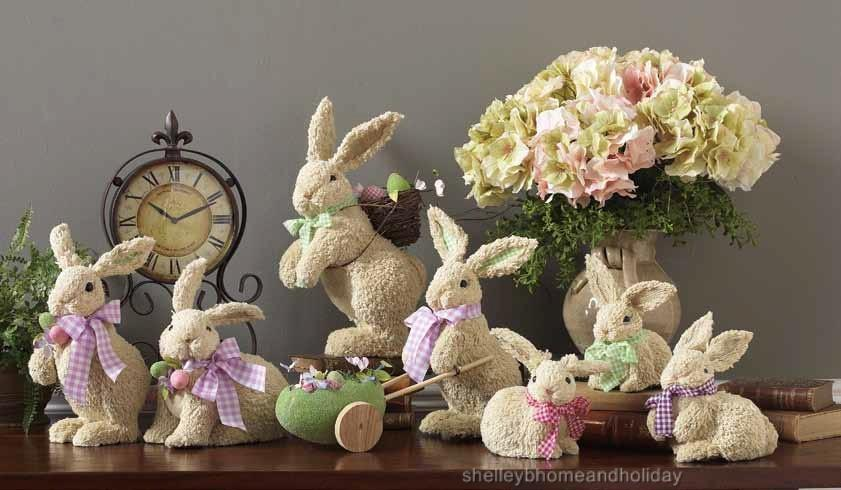 DECORATE YOUR HOME FOR EASTER (29)
