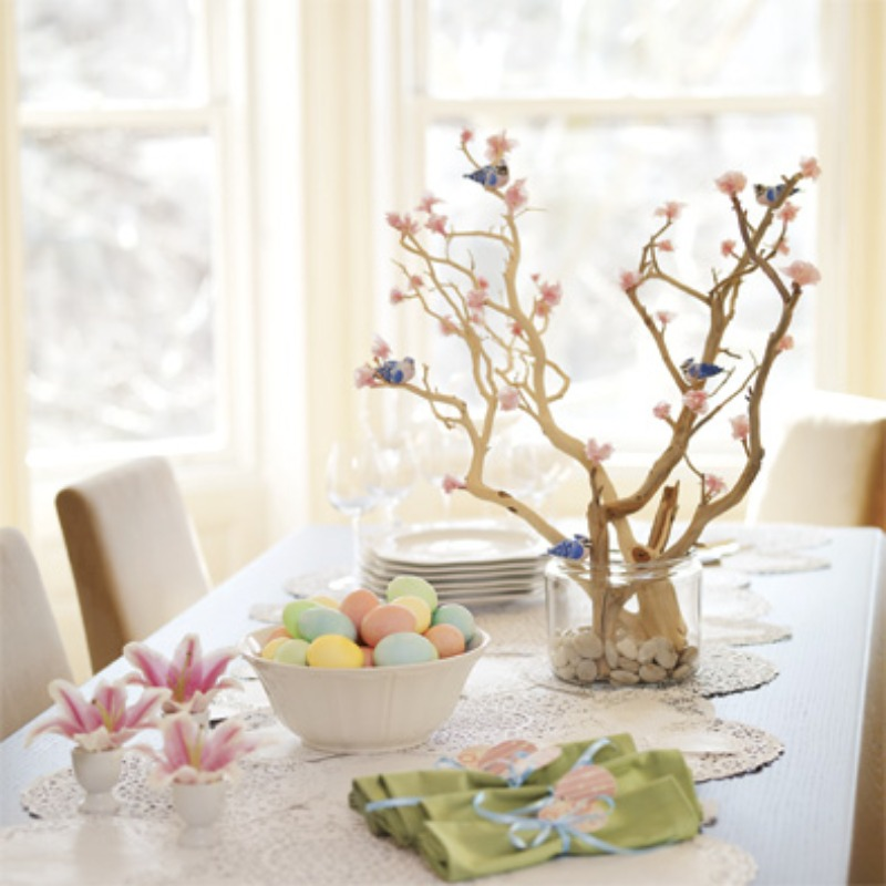DECORATE YOUR HOME FOR EASTER (31)