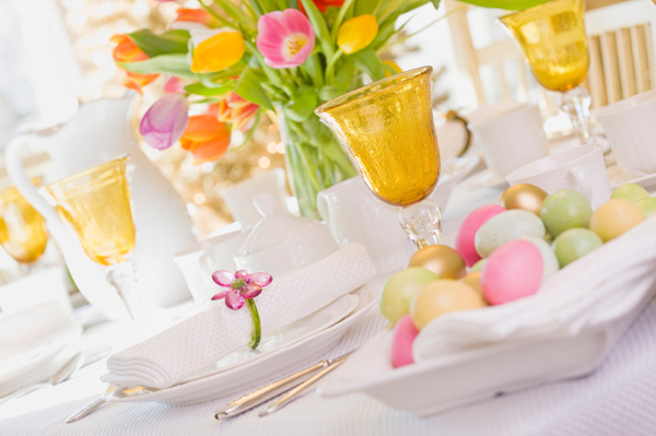 DECORATE YOUR HOME FOR EASTER (4)