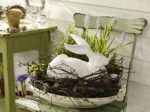 DECORATE YOUR HOME FOR EASTER (5)
