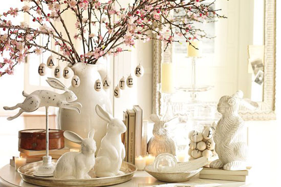 DECORATE YOUR HOME FOR EASTER (6)