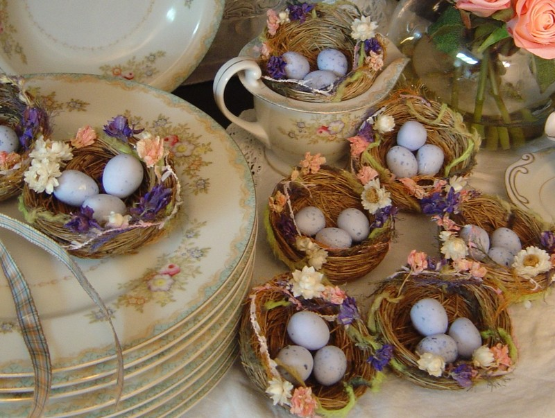 DECORATE YOUR HOME FOR EASTER (7)