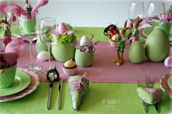 DECORATE YOUR HOME FOR EASTER (9)