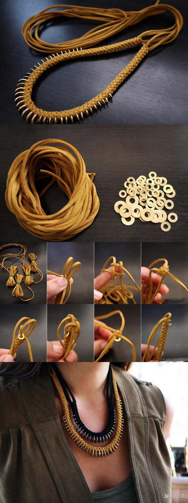 DIY Fashion 15 Amazing Necklace (12)