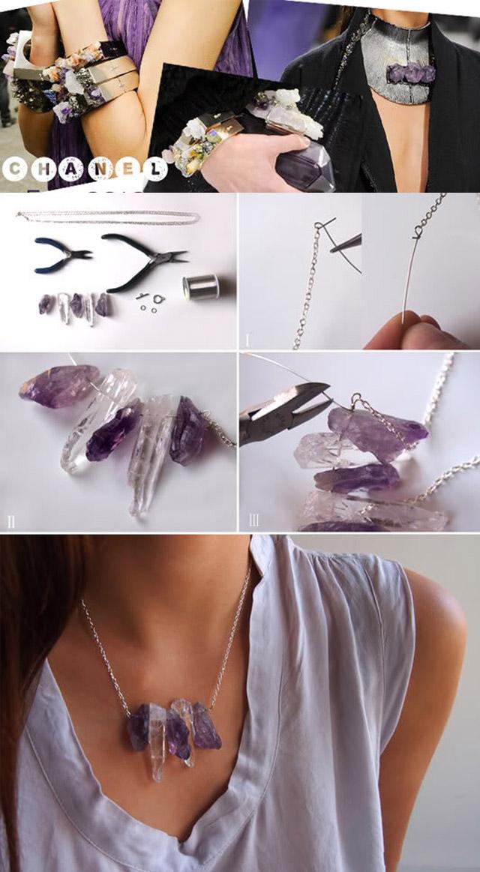DIY Fashion 15 Amazing Necklace (14)