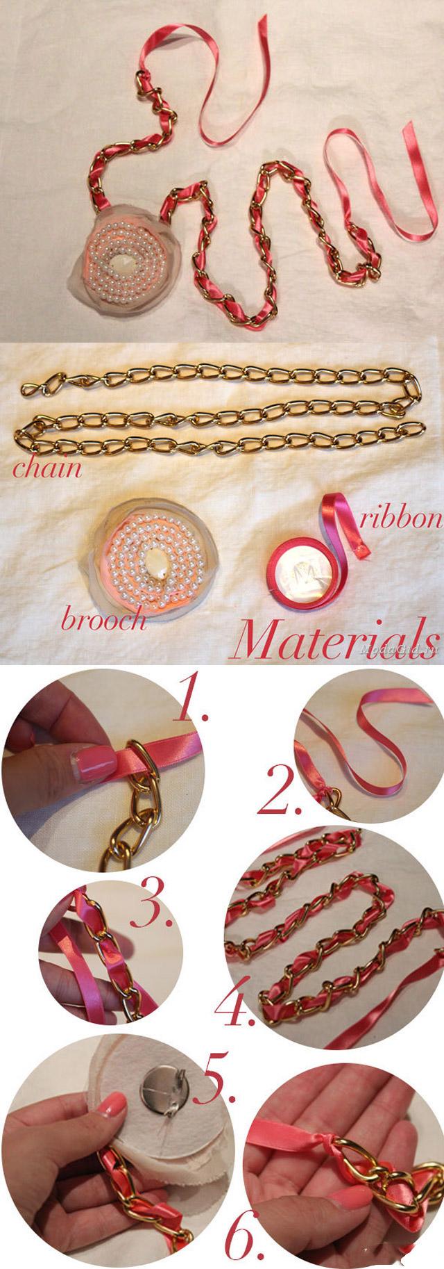 DIY Fashion 15 Amazing Necklace (2)