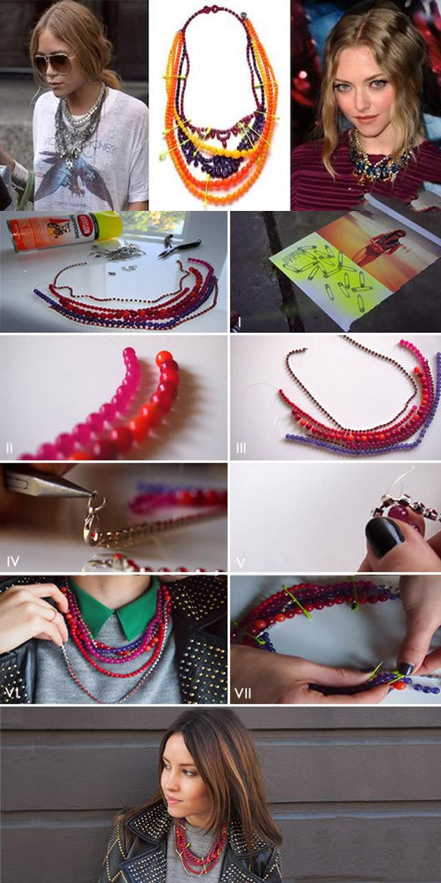 DIY Fashion 15 Amazing Necklace (8)