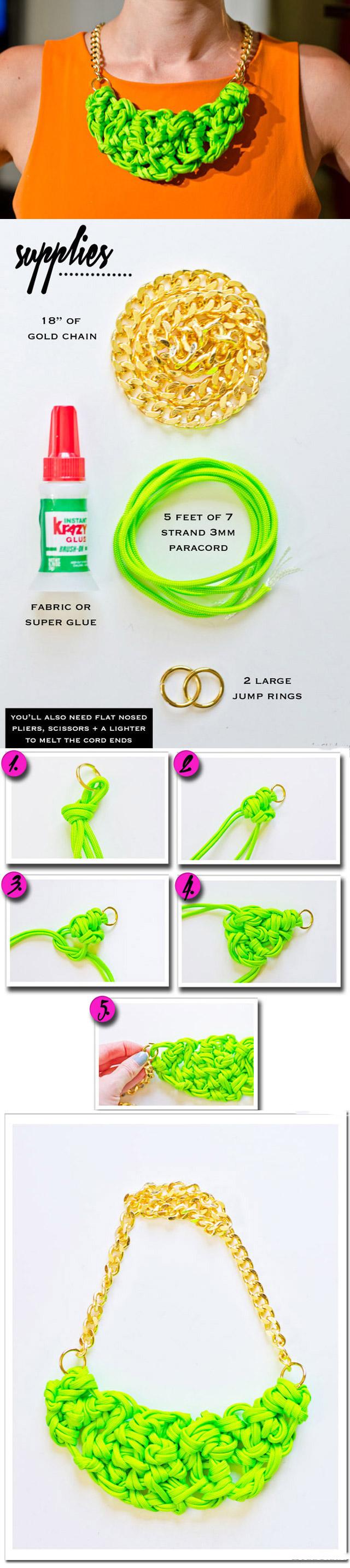 DIY Fashion 15 Amazing Necklace (9)