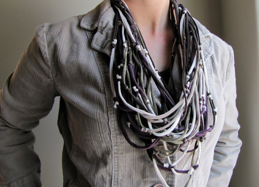 22 diy scarves to look fashionable on your walk