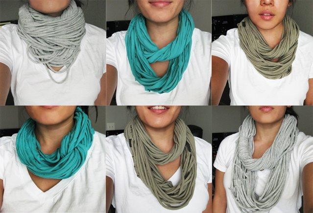 DIY Scarves  (8)