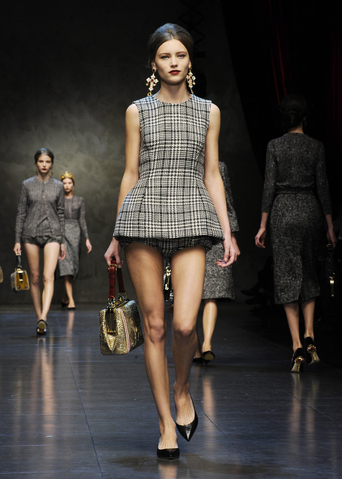 Dolce & Gabbana autumnwinter 2013 (10)