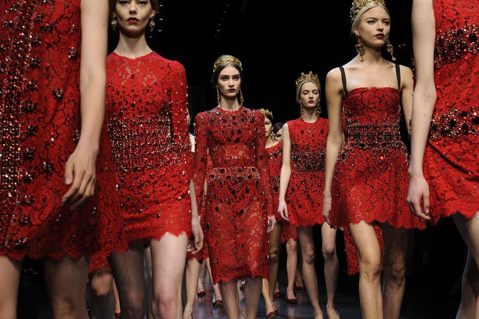 Dolce & Gabbana autumnwinter 2013 (12)