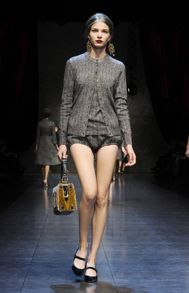 Dolce & Gabbana autumnwinter 2013 (18)