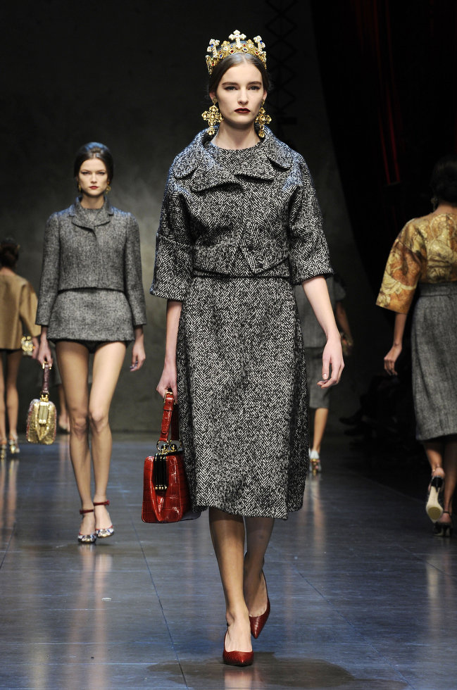 Dolce & Gabbana autumnwinter 2013 (3)