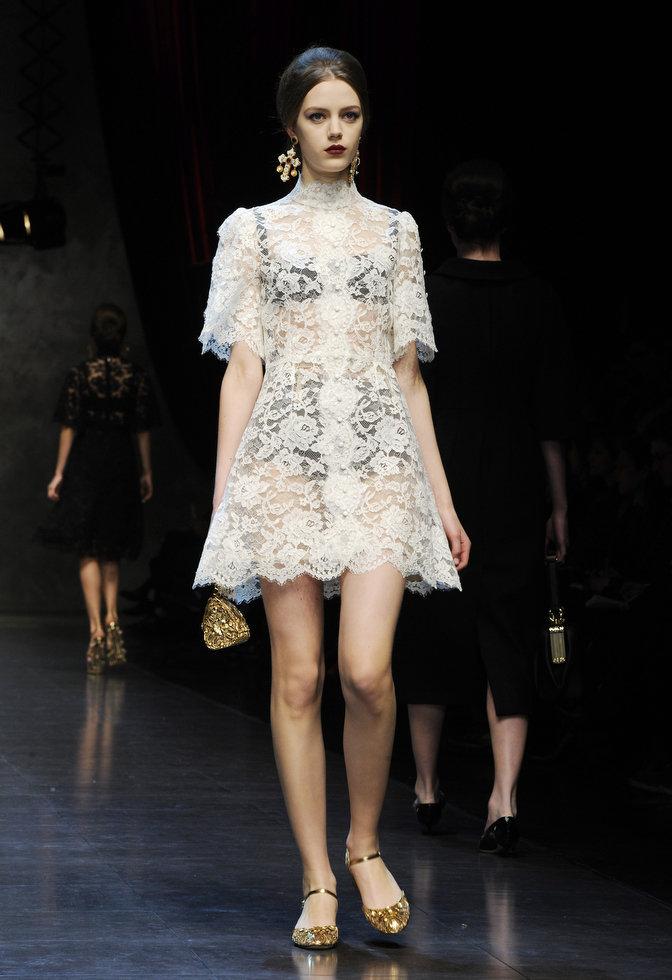 Dolce & Gabbana autumnwinter 2013 (4)