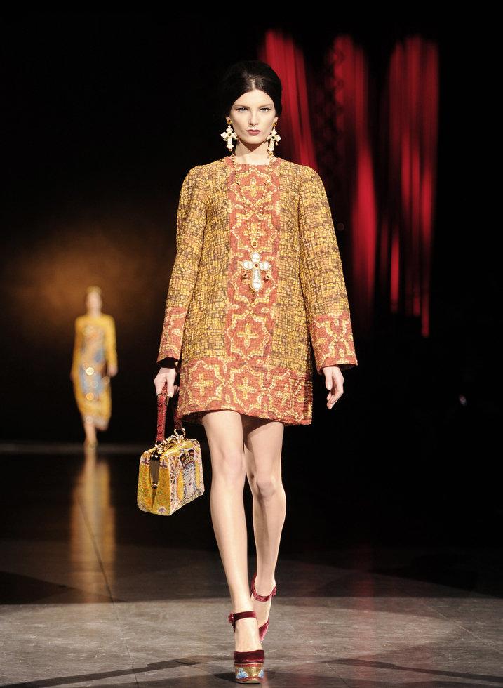 Dolce & Gabbana autumnwinter 2013 (5)