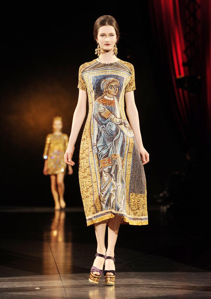 Dolce & Gabbana autumnwinter 2013 (7)