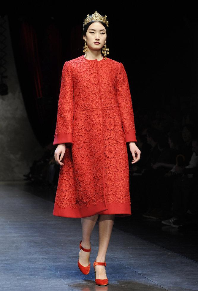 Dolce & Gabbana autumnwinter 2013 (8)