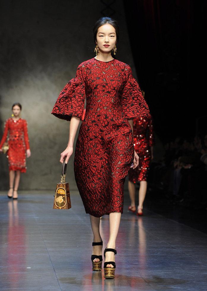 Dolce & Gabbana autumnwinter 2013 (9)