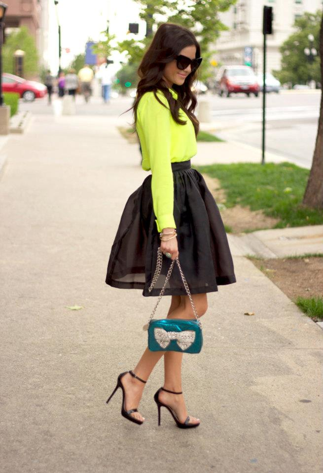 Fancy Modern Spring Street Style (10)