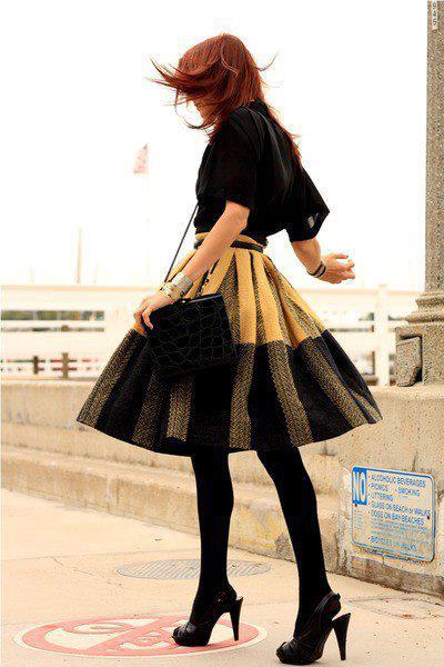 Fancy Modern Spring Street Style (14)