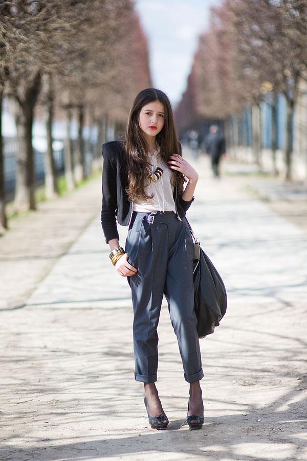Fancy Modern Spring Street Style (27)