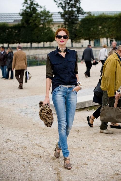 Fancy Modern Spring Street Style (28)