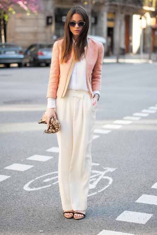 Fancy Modern Spring Street Style (7)