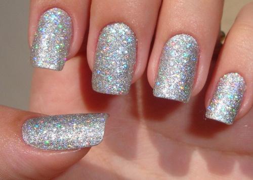 Glitter Nail Polish Ideas  (1)