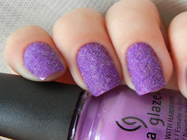 Glitter Nail Polish Ideas  (10)