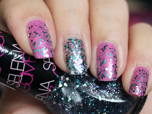 Glitter Nail Polish Ideas  (14)