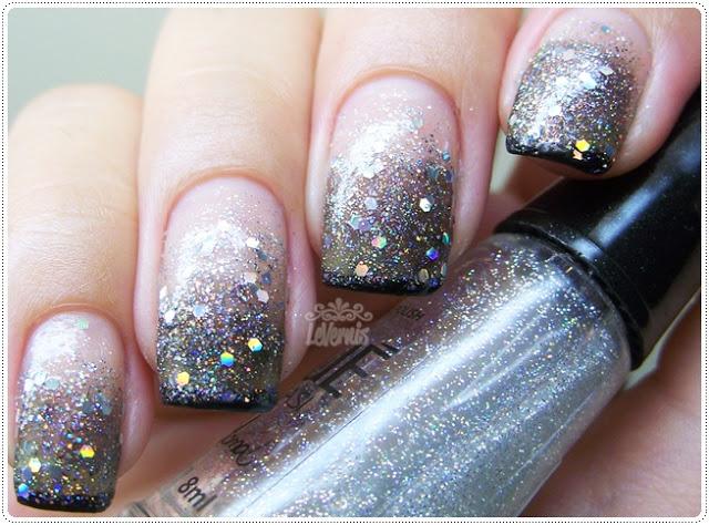 Glitter Nail Polish Ideas  (21)
