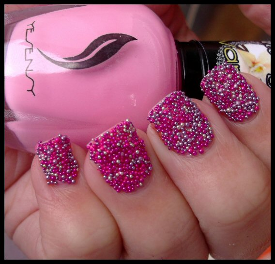 Glitter Nail Polish Ideas  (27)