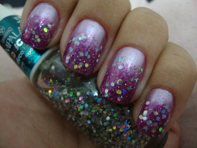 Glitter Nail Polish Ideas  (28)