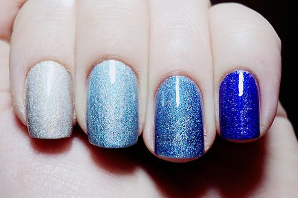 Glitter Nail Polish Ideas  (3)