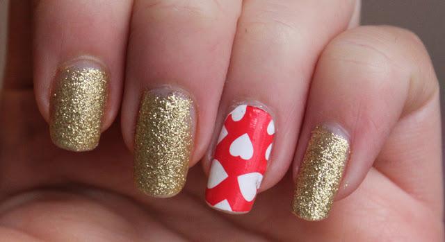 Glitter Nail Polish Ideas  (36)