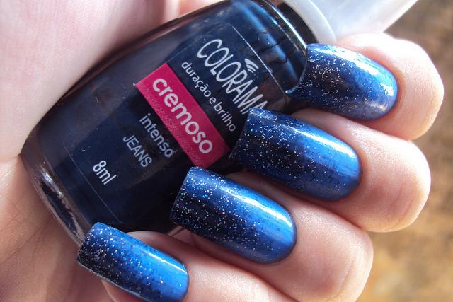Glitter Nail Polish Ideas  (4)