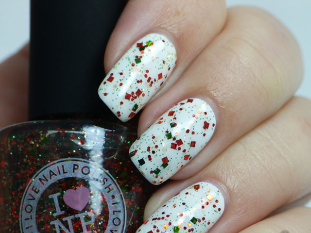 Glitter Nail Polish Ideas  (8)