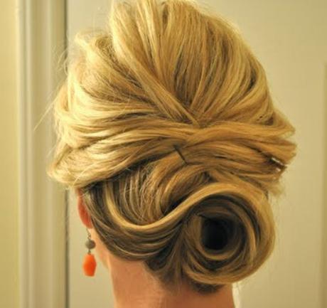 HAIR BUN MODELS IDEAS (10)