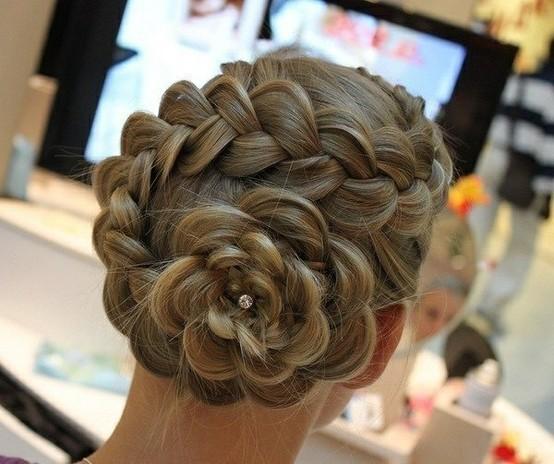 HAIR BUN MODELS IDEAS (2)