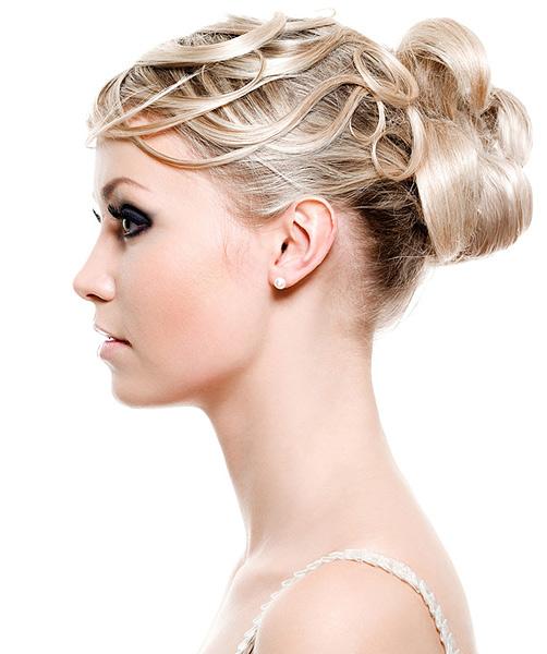 HAIR BUN MODELS IDEAS (6)