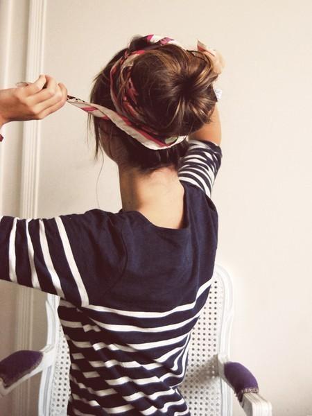 HAIR BUN MODELS IDEAS (7)