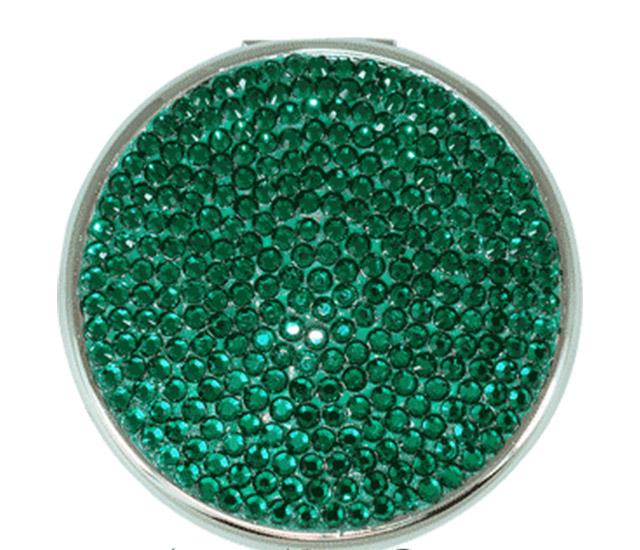 Handy Mirrors With Swarovski Crystal  (16)