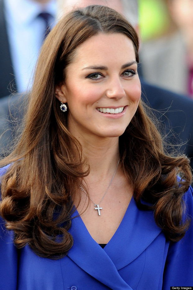 The Duchess of Cambridge Visits The Treehouse in Ipswich